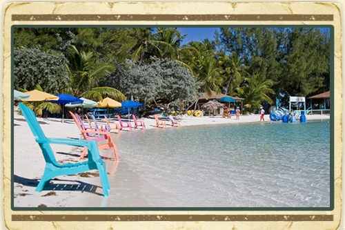 Nassau's Blue Lagoon Beach Day with Transfer